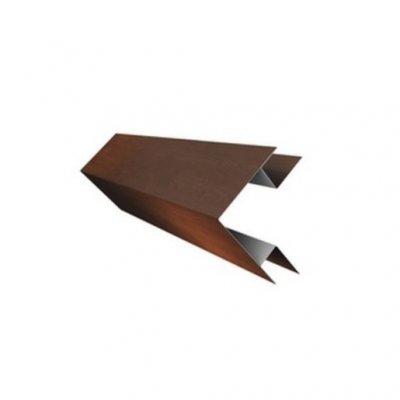 Планка угла наружного сложного 75х75х3000