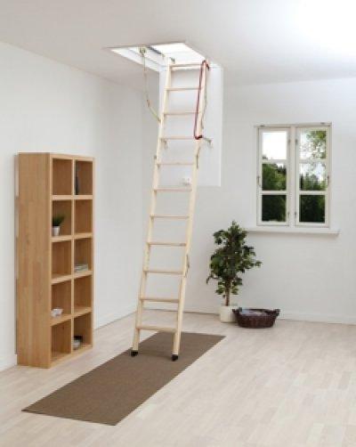 Чердачная лестница Velux Престиж
