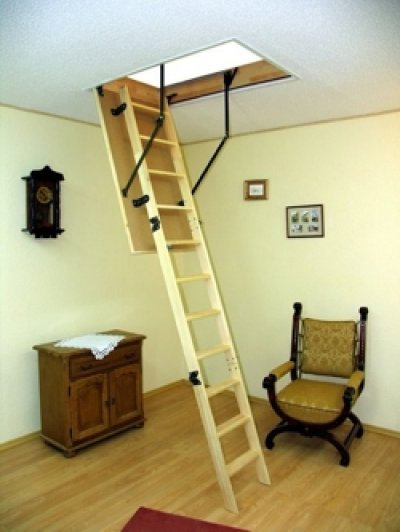 Чердачная лестница Velux Стандарт