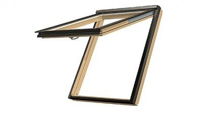 Мансардные окна с комбинированной системой открывания FPP-V U3 preSelect и FPU-V U3 preSelect