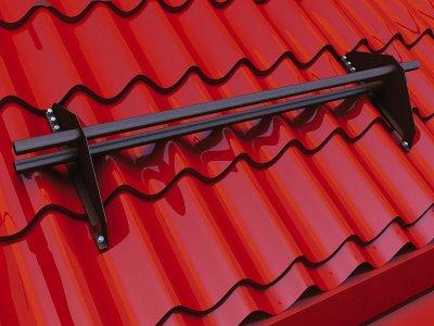 Снегозадержатели для металлочерепицы и профнастила
